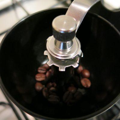 Macinacaffè manuale, tutto il gusto e il profumo del caffè