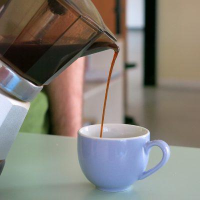 Il caffè viene acquoso, rimedi e suggerimenti