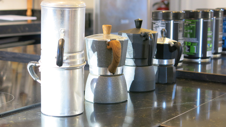 Caffettiere Moka