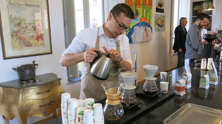 Caffè Gourmet Day