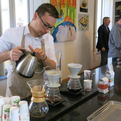 Il valore della qualità al primo Caffè Gourmet Day