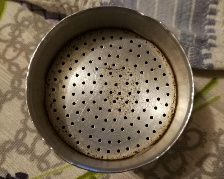 Caffettiera, muffe e incrostazioni