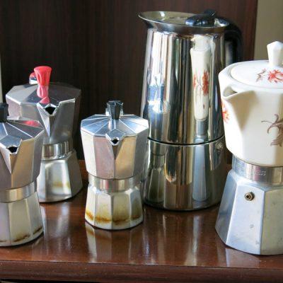 Caffettiera moka, la bomboniera perfetta per il vostro matrimonio
