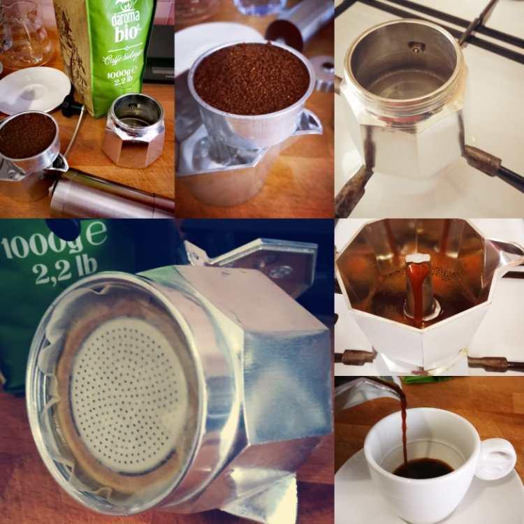 Caffè con filtro