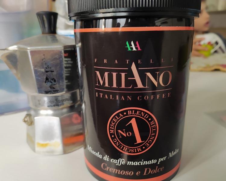 Caffè Milano per Moka