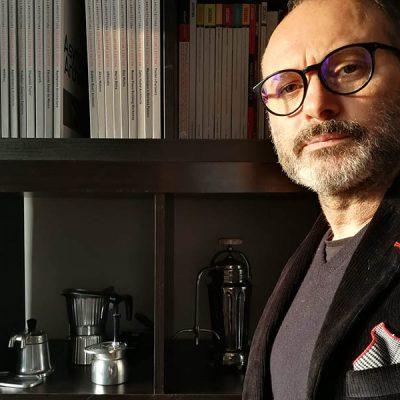 Patrizio Cionfoli, il design industriale incontra il mondo del caffè