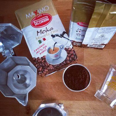Palombini Maximo, il caffè della Capitale