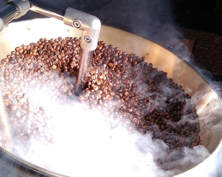 PuroSole - chicchi di caffè