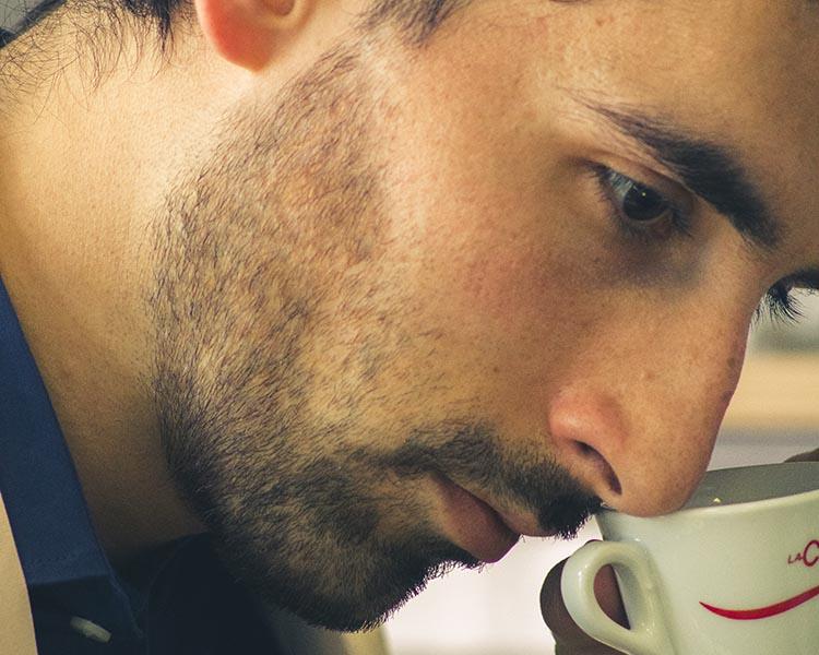 Alessandro Petraglia, Coffee Specialist & Trainer, dirette streaming e nuovi format